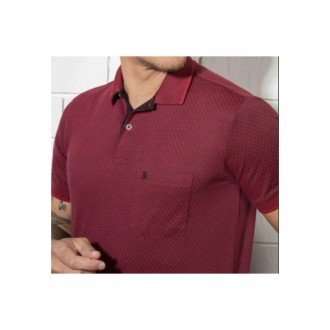 Imagem - Camisa mc Polo Baumgarten 8605 cód: 20586057