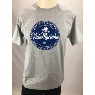 Imagem - Camiseta mc Tm10012 Vida Marinha