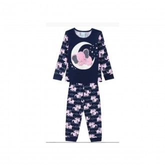 Imagem - Pijama ml 207525 Kyly