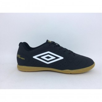 Imagem - Tênis Futsal U01fb005008 Neo Striker Umbro Black/white/rich