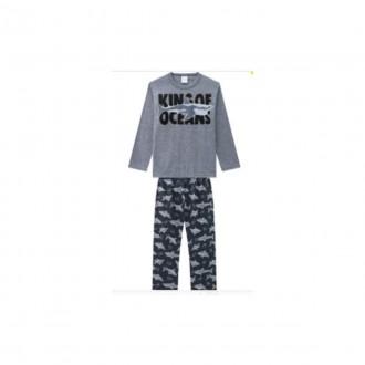 Imagem - Pijama ml 207553 Kyly cód: 1000001620755310001334