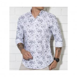 Imagem - Camisa ml Baumgarten 2302 cód: 205230220000758