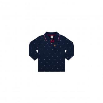 Imagem - Camisa ml Polo Alakazoo 67375 cód: 200000766737510000426