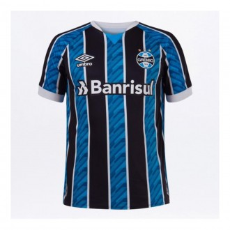 Imagem - Camiseta mc Umbro Gremio Masc n1 2020 Sky/blue/blac cód: 10000012GREMIOMASCN12020500000054