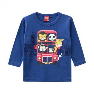 Imagem - Camiseta ml Kyly 206928