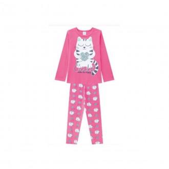 Imagem - Pijama ml 207533 Kyly cód: 1000001620753310001121