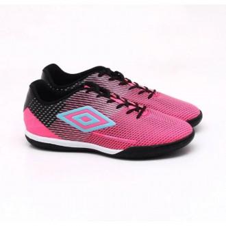 Imagem - Tênis Futsal Umbro 0f72127 Speed Sonic Fluor Pink/black/blue cód: 100000120F72127SPEEDSONIC500000039