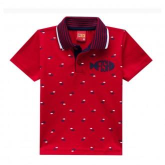 Imagem - Camisa mc Polo Kyly 109702 cód: 100000161097026