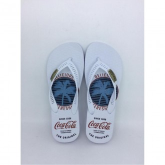 Imagem - Chinelo Cc3273 Coca Cola Calcados