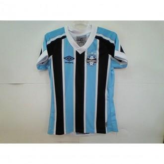 Imagem - Camiseta mc Gremio Fem f1 2021 Umbro