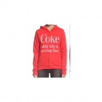 Imagem - Jaqueta Moletom 323200524 Coca Cola