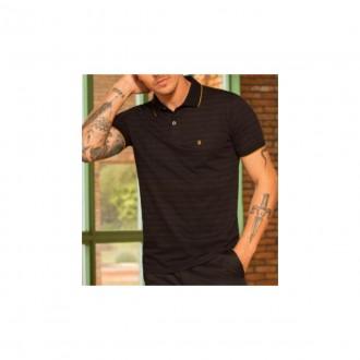 Imagem - Camisa mc Polo Baumgarten 8521 cód: 20585217