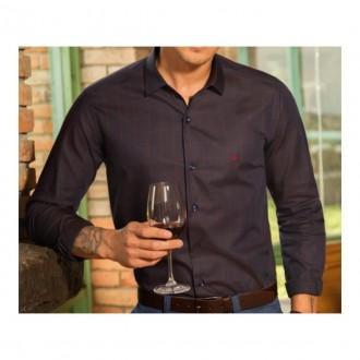 Imagem - Camisa ml Baumgarten 2249 cód: 205224910001082