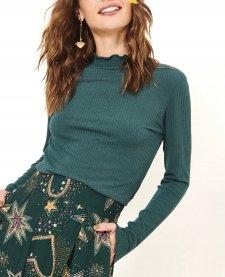 Imagem - Blusa Canelada Dress To