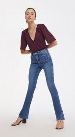 Imagem - Calça Jeans Boot Cut Iodice