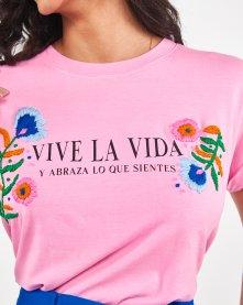 Imagem - Camiseta Abraza Linda de Morrer
