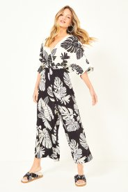 Imagem - Macacão Estampa Amalfi Dress To