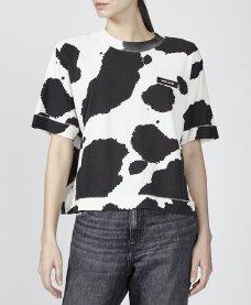 Imagem - T-shirt Cow Print Animale Jeans