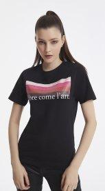 Imagem - T-shirt Libre Come L´art Iodice
