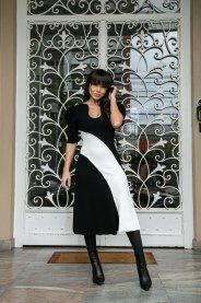 Imagem - Vestido Midi Malha Boucle Iodice