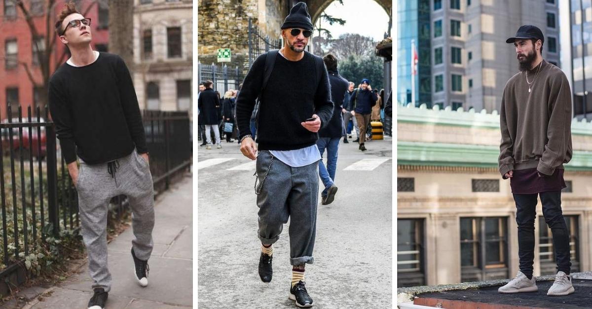 Imagem - Ele está de volta! Moletom esportivo é a grande aposta de moda masculina no inverno 2019