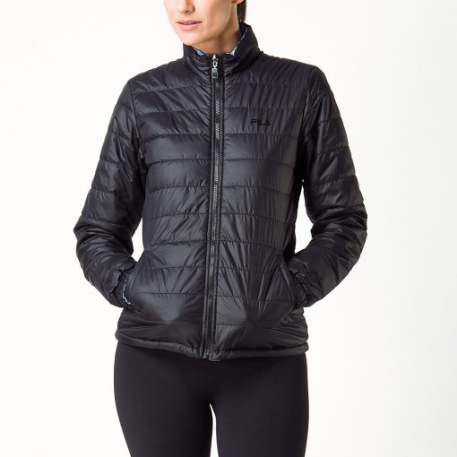 JAQUETA FILA THERMAL DOUBLE FEMININA