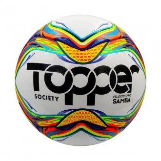 Imagem - BOLA SOCIETY TOPPER PRÓ SAMBA
