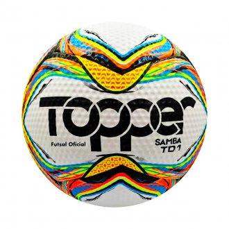 Imagem - BOLA FUTSAL TOPPER SAMBA TD1