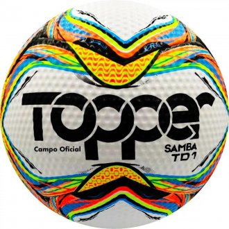 Imagem - BOLA CAMPO TOPPER SAMBA TD1