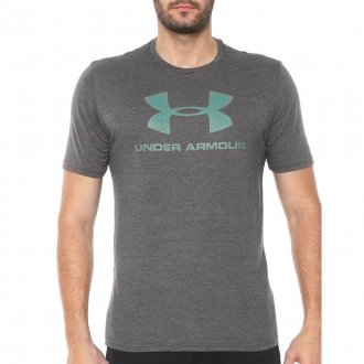 Imagem - CAMISETA UNDER ARMOUR TSH SS LOGO MASCULINA