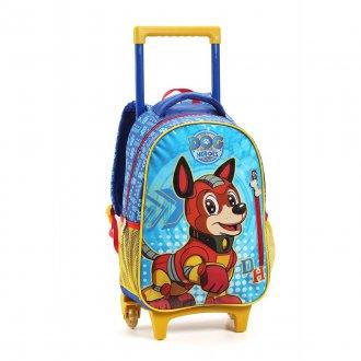 Imagem - MOCHILA INFANTIL COM RODAS SEANITE DOG HEROES