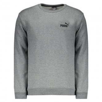 Imagem - MOLETOM PUMA ESSENTIALS FLEECE CREW SWEAT MASCULINO