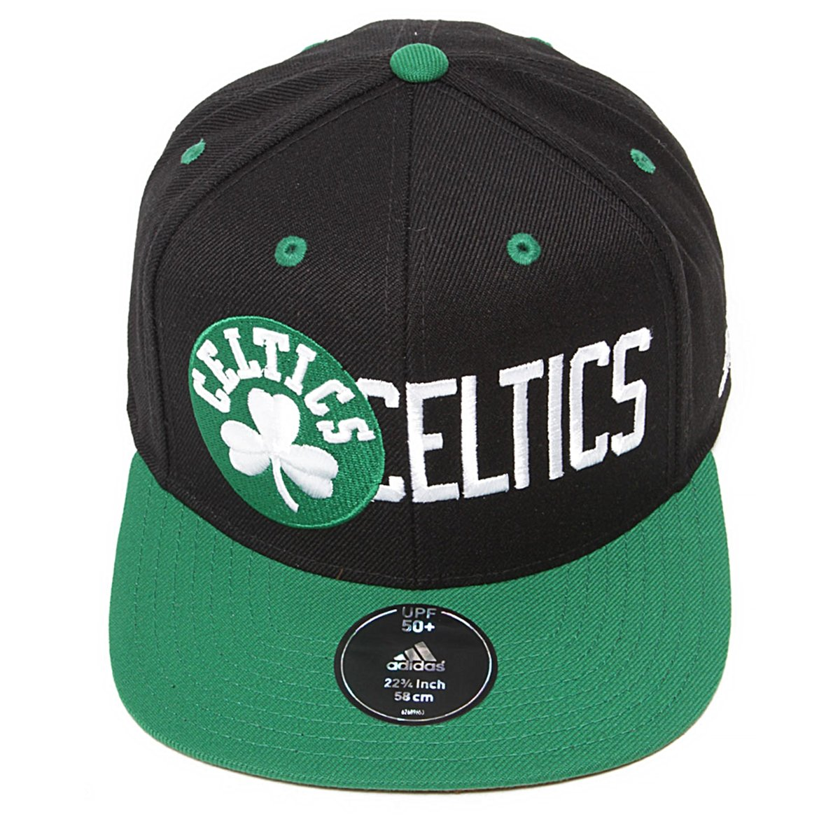 e738e00eb62a9 BONÉ ADIDAS NBA CELTICS - Preto Verde Marrom - Compre Agora