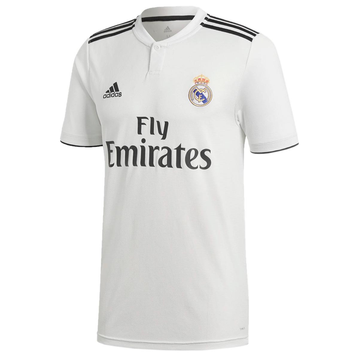 00c1e09dbaf CAMISA ADIDAS REAL MADRID 1 MASCULINA - Compre Agora