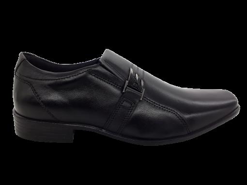 Sapato Social Masculino Pegada em Couro 121833