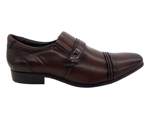 Sapato Social Masculino Pipper Spencer Capuccino