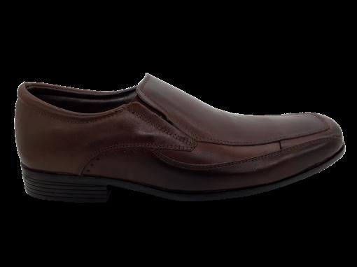 Sapato Social Masculino Zapattero Marrom