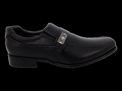 Sapato Zapattero Social em Couro Masculino 8118