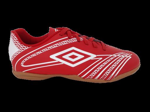 Tênis Masculino Umbro 682080 Futsal Kicker III Vermelha