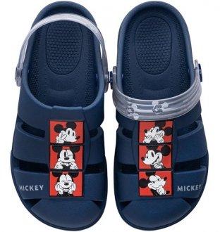 Imagem - Babuche Infantil Grendene Kids Menina Disney Mickey Fun Pic 22510 - 278831
