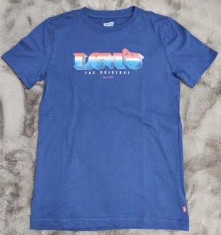 Imagem - Camiseta Infantil Levi's SS Graphic Tee Masculina M/C LK0010116 - 277427