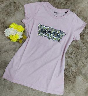 Imagem - Camiseta Juvenil Levi's Feminina M/C LK0010239 - 279953