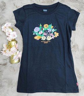 Imagem - Camiseta Juvenil Levi's Feminina M/C LK0010241 - 279960