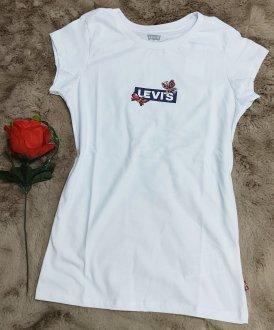 Imagem - Camiseta Juvenil Levi's Feminina M/C LK0010141 - 279950