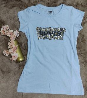Imagem - Camiseta Juvenil Levi's Feminina M/C LK0010238 - 279959