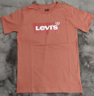 Imagem - Camiseta Juvenil Levi's Logo Batwing Masculina M/C LK0010203 - 279957