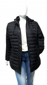 Imagem - Casaco Dunialin Plus Size Feminino 2172 - 278496