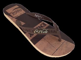 Imagem - Chinelo de Dedo Masculino Coca Cola Brick CC2760 - 273111