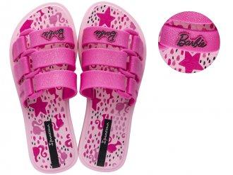 Imagem - Chinelo Infantil Ipanema Barbie Girls Feminino Slide 26754 - 279601