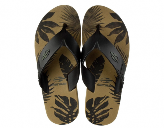 Imagem - Chinelo Masculino Mormaii Quiver II Floral 11360 - 268438